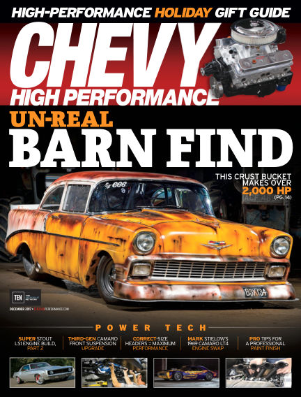 Chevy High Performance September 22, 2017 00:00