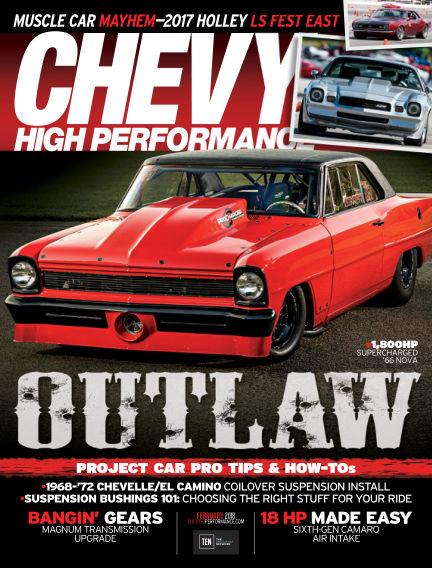 Chevy High Performance November 24, 2017 00:00