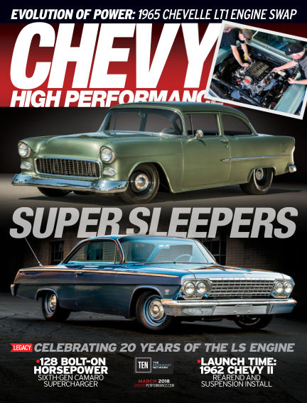 Chevy High Performance December 22, 2017 00:00