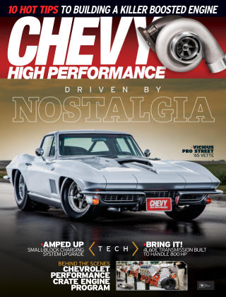 Chevy High Performance May 2018