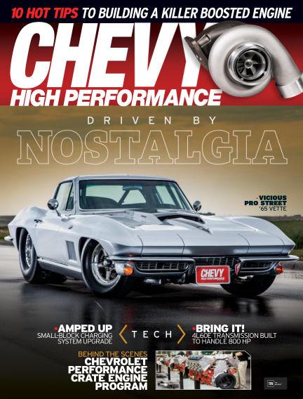 Chevy High Performance February 16, 2018 00:00