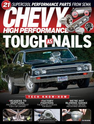 Chevy High Performance Jun 2018