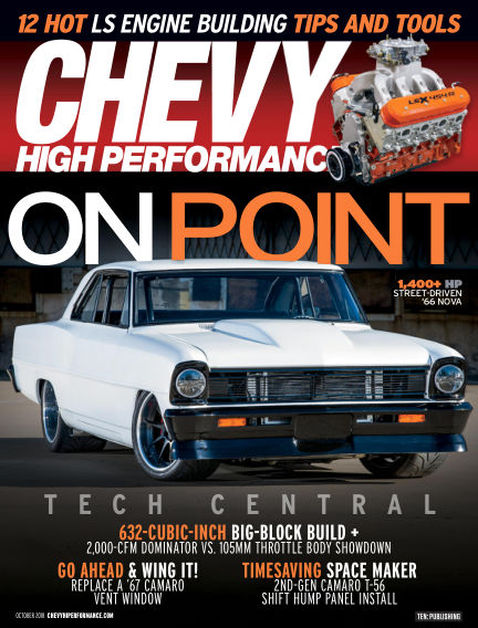 Chevy High Performance July 27, 2018 00:00