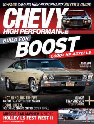 Chevy High Performance Nov 2018