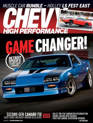 Chevy High Performance Mar 2019