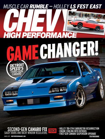 Chevy High Performance December 28, 2018 00:00