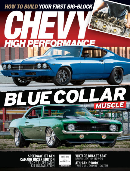 Chevy High Performance January 25, 2019 00:00