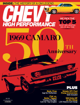 Chevy High Performance May 2019