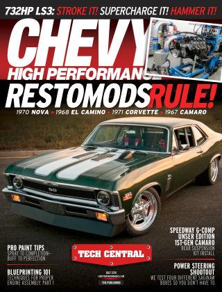 Chevy High Performance Jul 2019