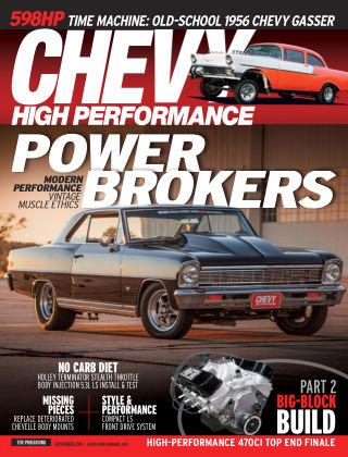 Chevy High Performance Sep 2019