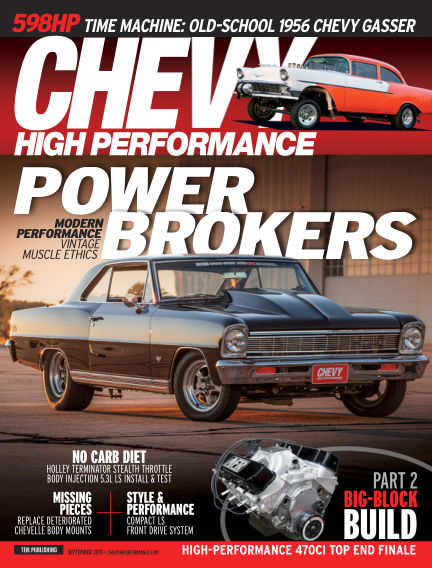 Chevy High Performance June 21, 2019 00:00