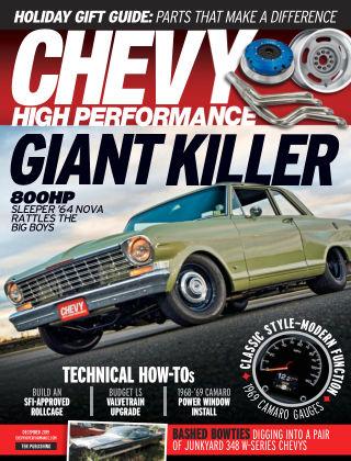 Chevy High Performance Dec 2019