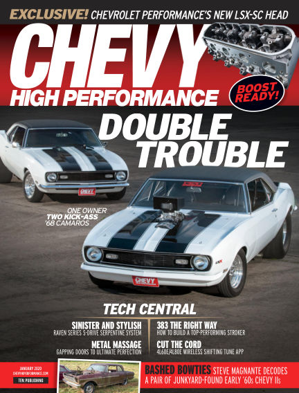 Chevy High Performance October 25, 2019 00:00
