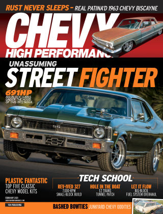 Chevy High Performance Feb 2020