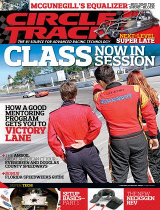 Circle Track April 2014