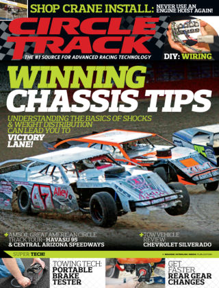Circle Track August 2014