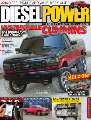 Diesel Power January 2014