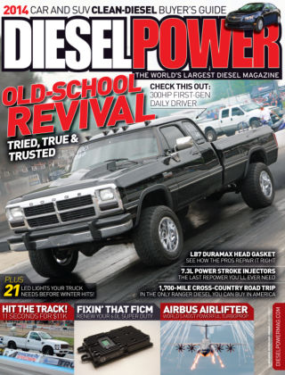 Diesel Power December 2013