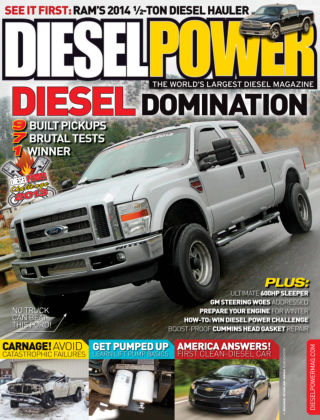 Diesel Power October 2013