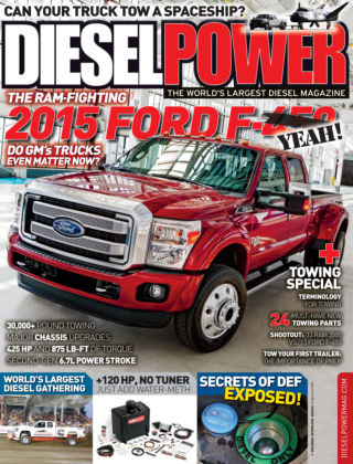 Diesel Power February 2014