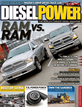 Diesel Power March 2014
