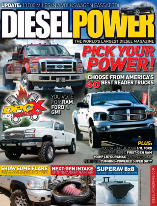 Diesel Power April 2014