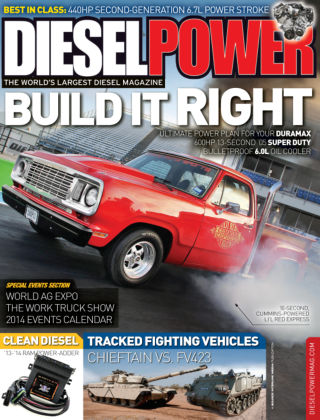Diesel Power July 2014