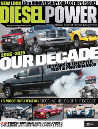 Diesel Power July 2015