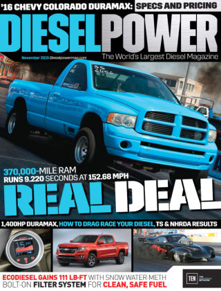 Diesel Power November 2015
