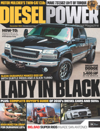 Diesel Power December 2015