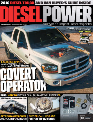 Diesel Power Jan 2016