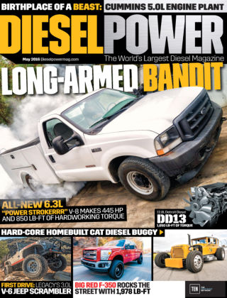 Diesel Power May 2016