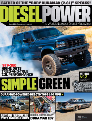 Diesel Power Jun 2016