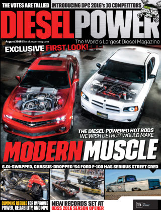 Diesel Power Aug 2016