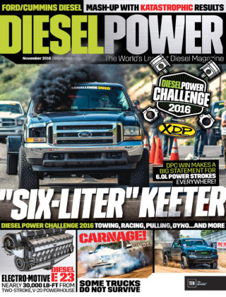 Diesel Power Nov 2016