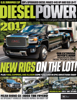 Diesel Power Jan 2017