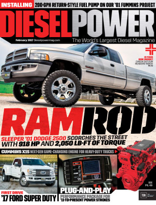 Diesel Power Feb 2017