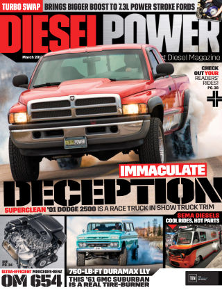 Diesel Power Mar 2017