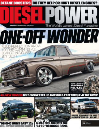 Diesel Power Jul 2017