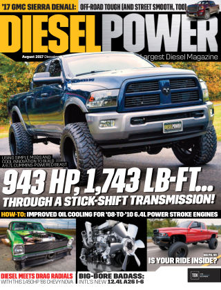 Diesel Power Aug 2017