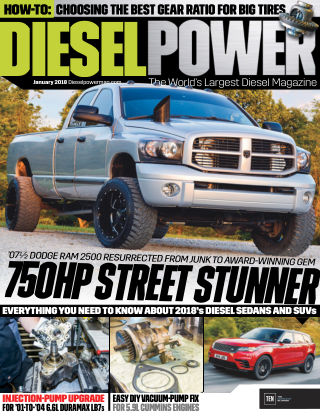 Diesel Power Jan 2018