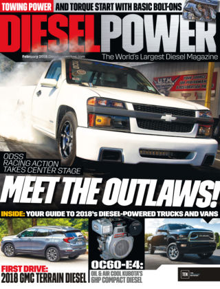 Diesel Power Feb 2018