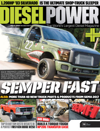 Diesel Power Mar 2018
