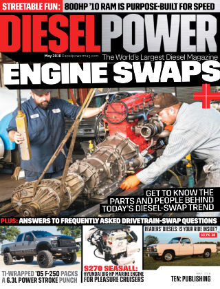 Diesel Power May 2018