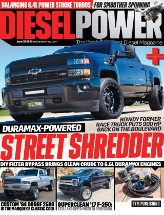 Diesel Power Jun 2018