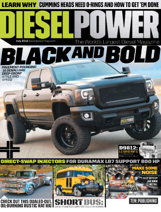 Diesel Power Jul 2018