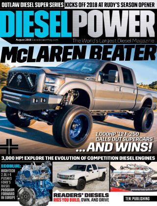 Diesel Power Aug 2018
