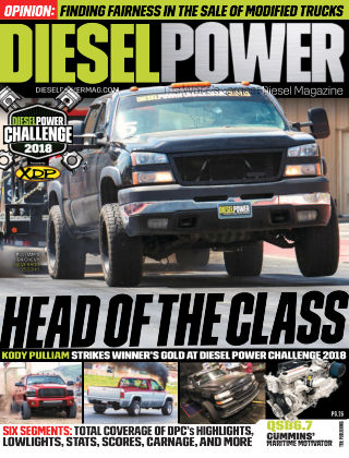 Diesel Power Nov 2018