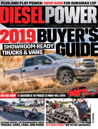 Diesel Power Jan 2019