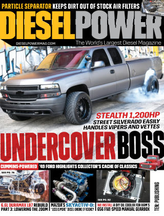 Diesel Power Mar 2019